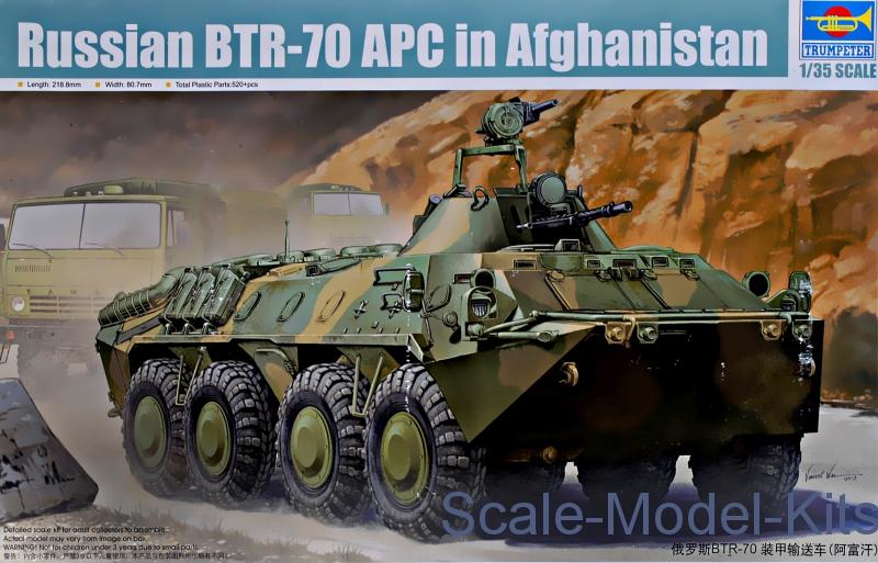 BTR 70 1/35 TRUMPETER . Tr015910