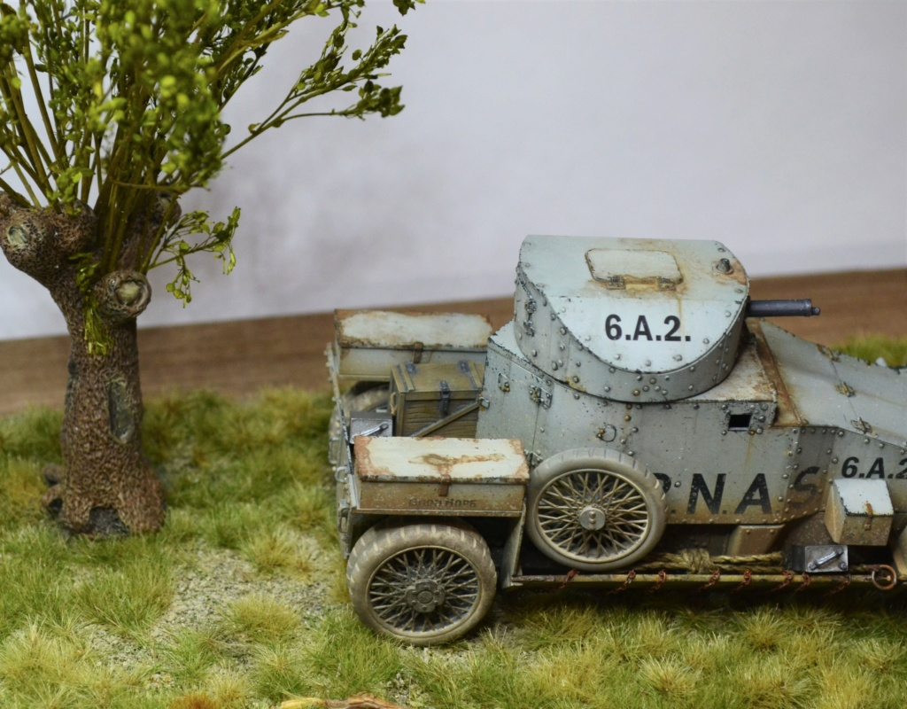 Lanchester 1/35 Copper State Models  Yhtyht10