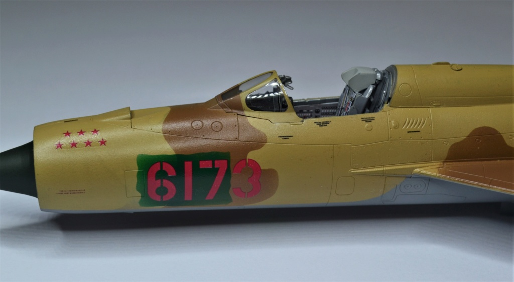 Mig 21 Eduard limited edition 1/48 Yuyuyt10