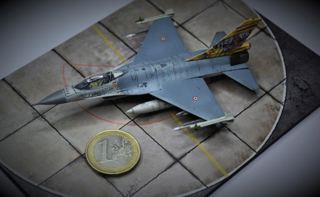 Duo de F16 MLU 1/144 Revell. Zoizoi10
