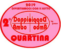 VINCITORI DOPPIO AMBO 2019 GRAAN - QUARTINA - SCHEGGIA 2_prem10