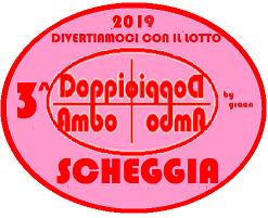 VINCITORI DOPPIO AMBO 2019 GRAAN - QUARTINA - SCHEGGIA 3_prem10