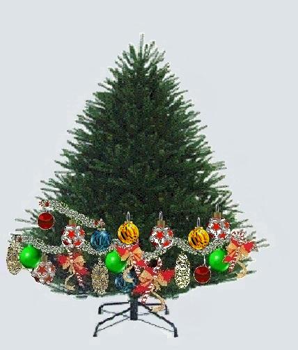 Classifica di L'albero di Natale 2018!! Albero34