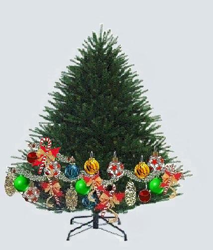 """Gara """"L'albero di Natale 2018"""" dal 06 al 10.11.18 - Pagina 2 Albero36"""