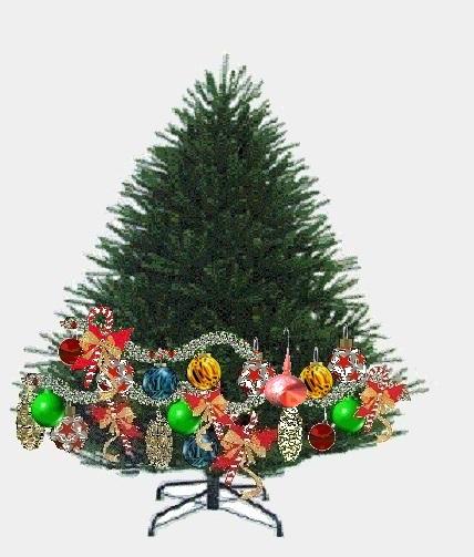 """Gara """"L'albero di Natale 2018"""" dal 06 al 10.11.18 - Pagina 2 Albero38"""