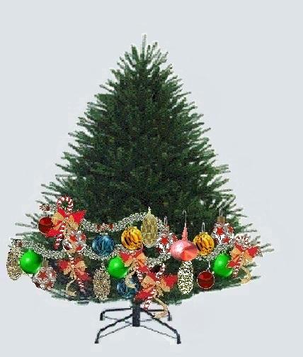 """Gara """"L'albero di Natale 2018"""" dal 13 al 17.11.18 Albero40"""