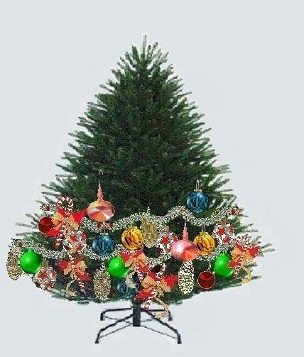 Classifica di L'albero di Natale 2018!! Albero44