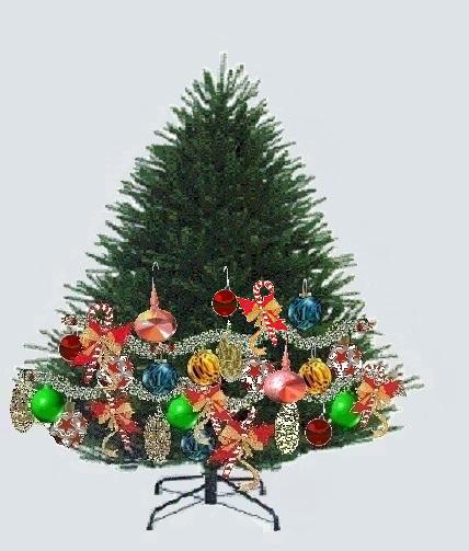 Classifica di L'albero di Natale 2018!! Albero48