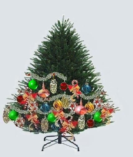 """Gara """"L'albero di Natale 2018"""" dal 27.11 al 01.12.18 Albero52"""