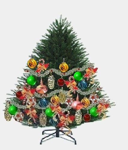 """Gara """"L'albero di Natale 2018"""" dal  04 al 10.12.18 - Pagina 2 Albero53"""