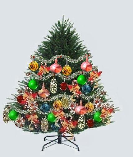 """Gara """"L'albero di Natale 2018"""" dal  04 al 10.12.18 - Pagina 2 Albero56"""