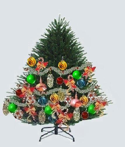 Classifica di L'albero di Natale 2018!! - Pagina 2 Albero59