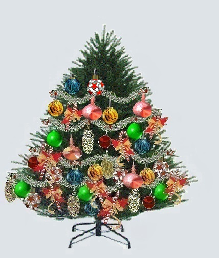 Classifica di L'albero di Natale 2018!! - Pagina 2 Albero61