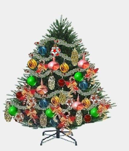 """Gara """"L'albero di Natale 2018"""" dal 18 al 22.12.18 Albero62"""