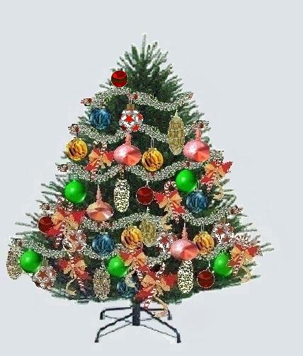 """Gara """"L'albero di Natale 2018"""" dal 18 al 22.12.18 Albero65"""