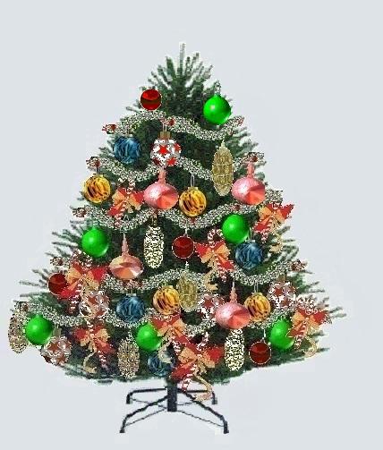 Classifica di L'albero di Natale 2018!! - Pagina 2 Albero66