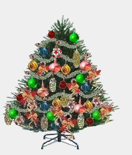 Classifica di L'albero di Natale 2018!! - Pagina 2 Albero67