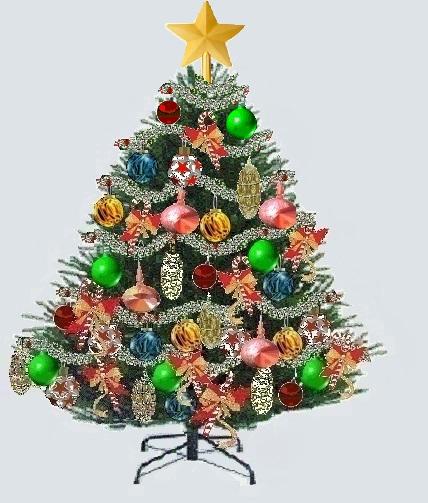 Classifica di L'albero di Natale 2018!! - Pagina 2 Albero69