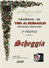 VINCITORI a Tiro Bersaglio 2020 SCHEGGIA,PICO2005,SIMONA Attest10