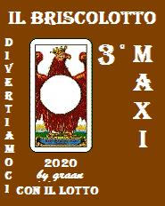 VINCITORI del Briscolotto 2020 sono: GOBLIN, OMBRA e MAXI  Brisco88