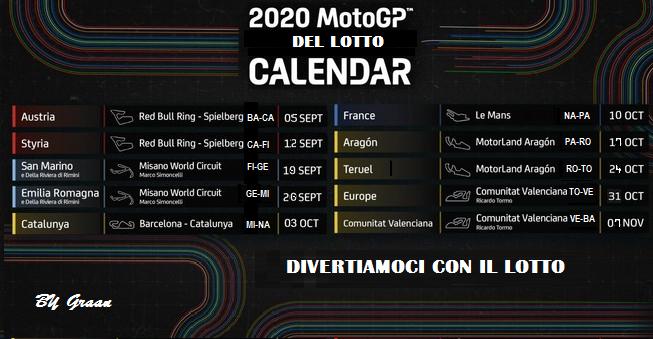 Regolamento Motogo 2020 Calend10