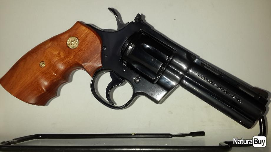 Poignée Colt 1895 00004_10