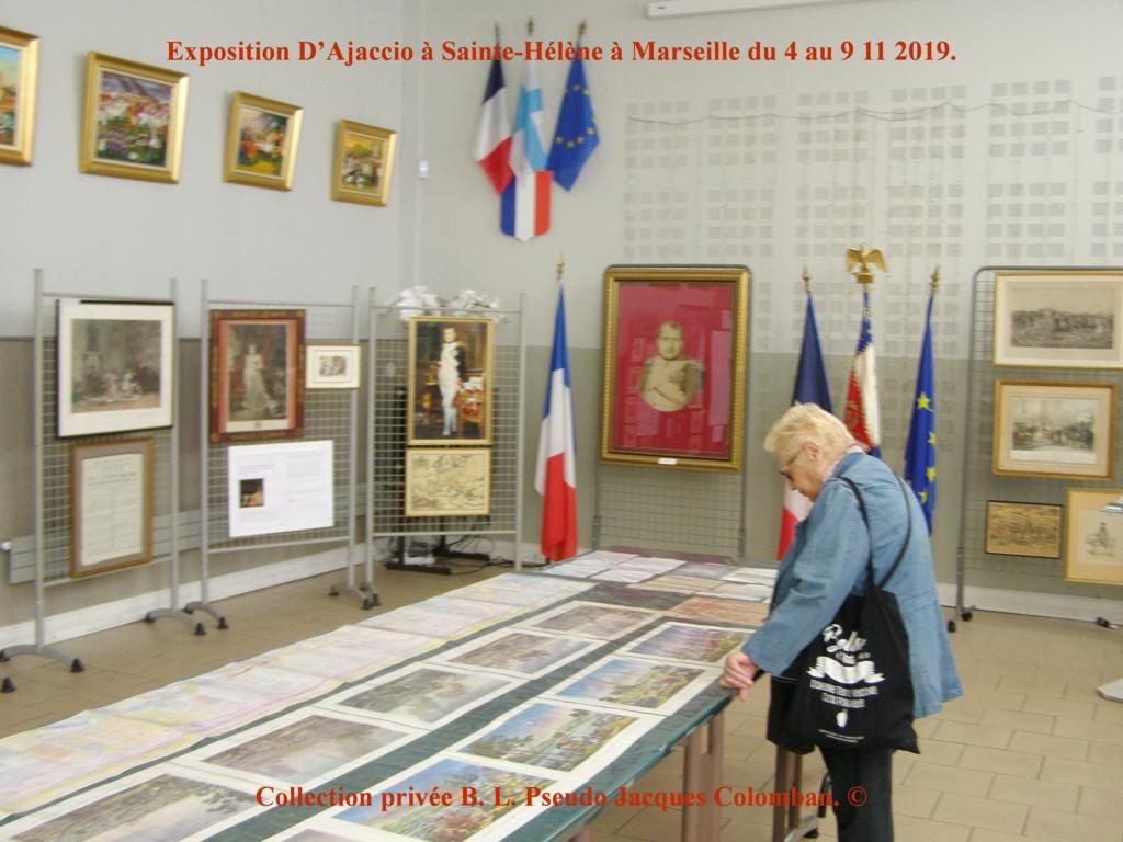 Exposition D'Ajaccio à Sainte-Hélène à Marseille. 210