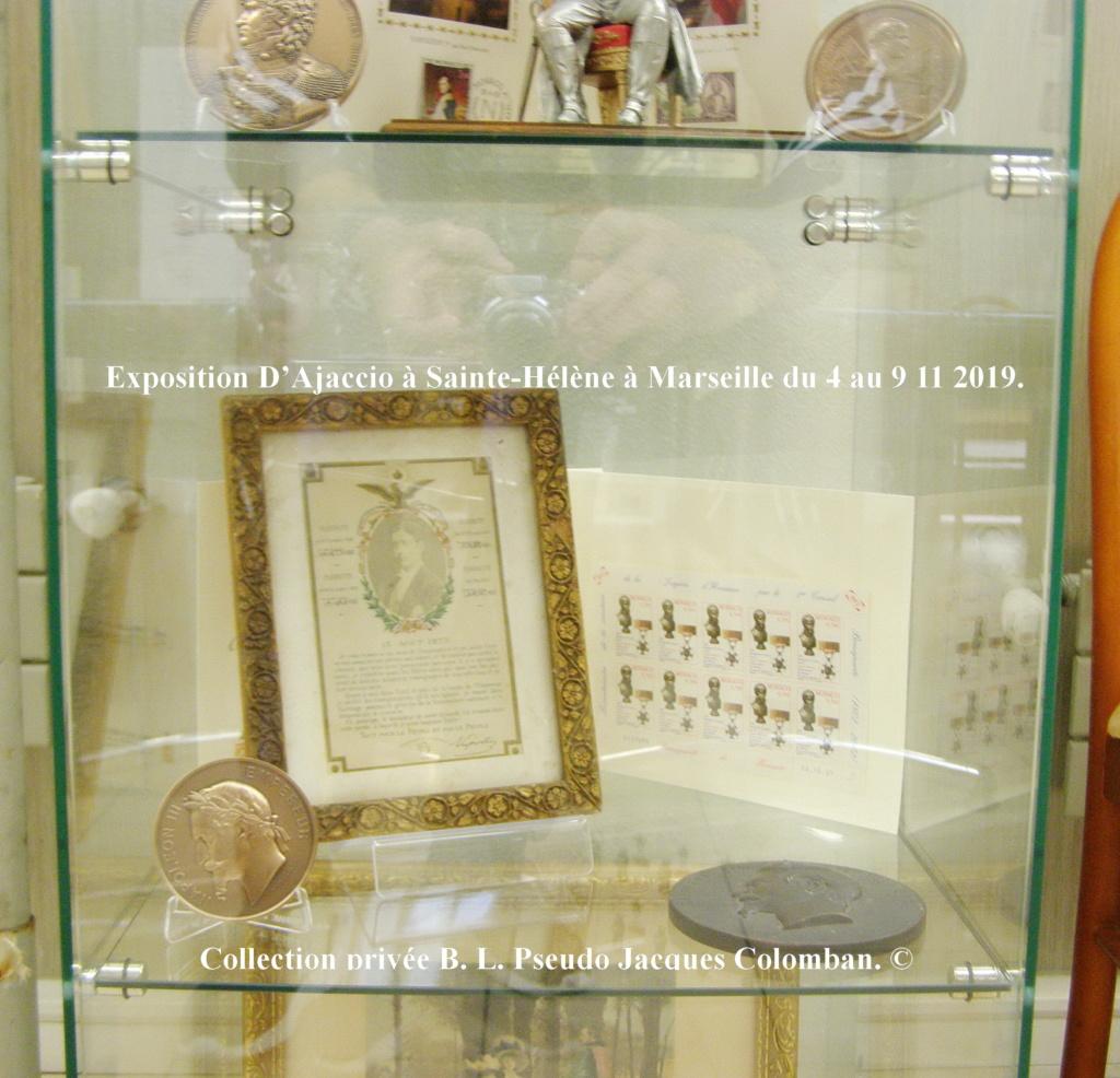 Exposition D'Ajaccio à Sainte-Hélène à Marseille. 2610