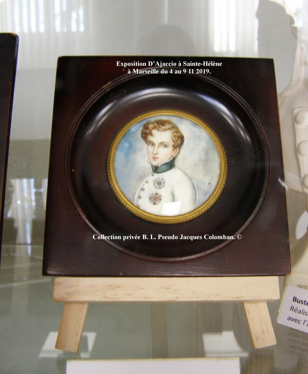 Exposition D'Ajaccio à Sainte-Hélène à Marseille. 2810