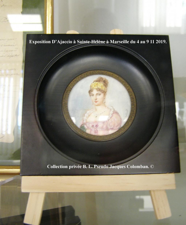 Exposition D'Ajaccio à Sainte-Hélène à Marseille. 2910