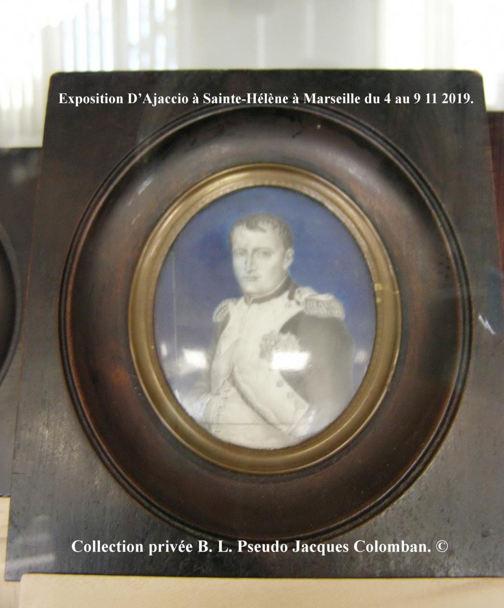 Exposition D'Ajaccio à Sainte-Hélène à Marseille. 3010