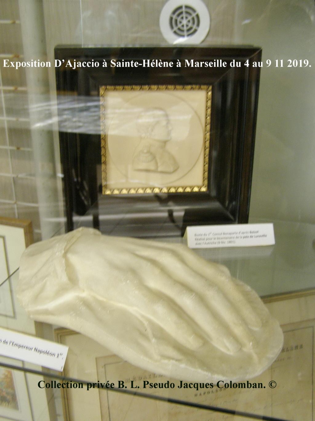 Exposition D'Ajaccio à Sainte-Hélène à Marseille. 3110