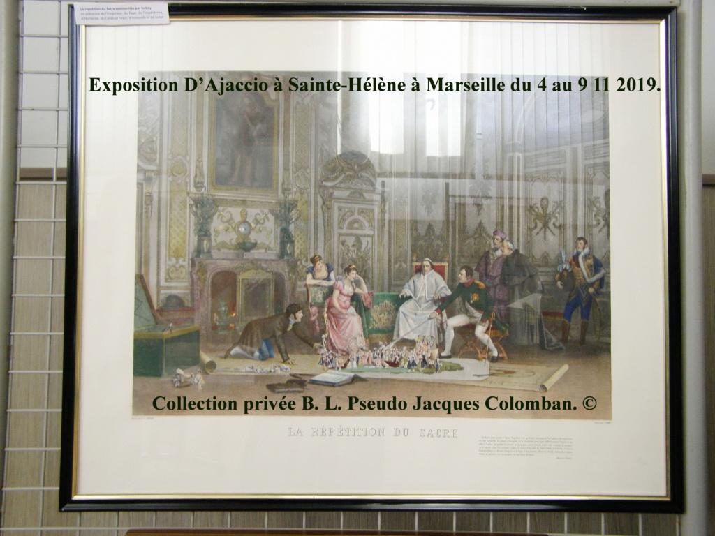 Exposition D'Ajaccio à Sainte-Hélène à Marseille. 3310