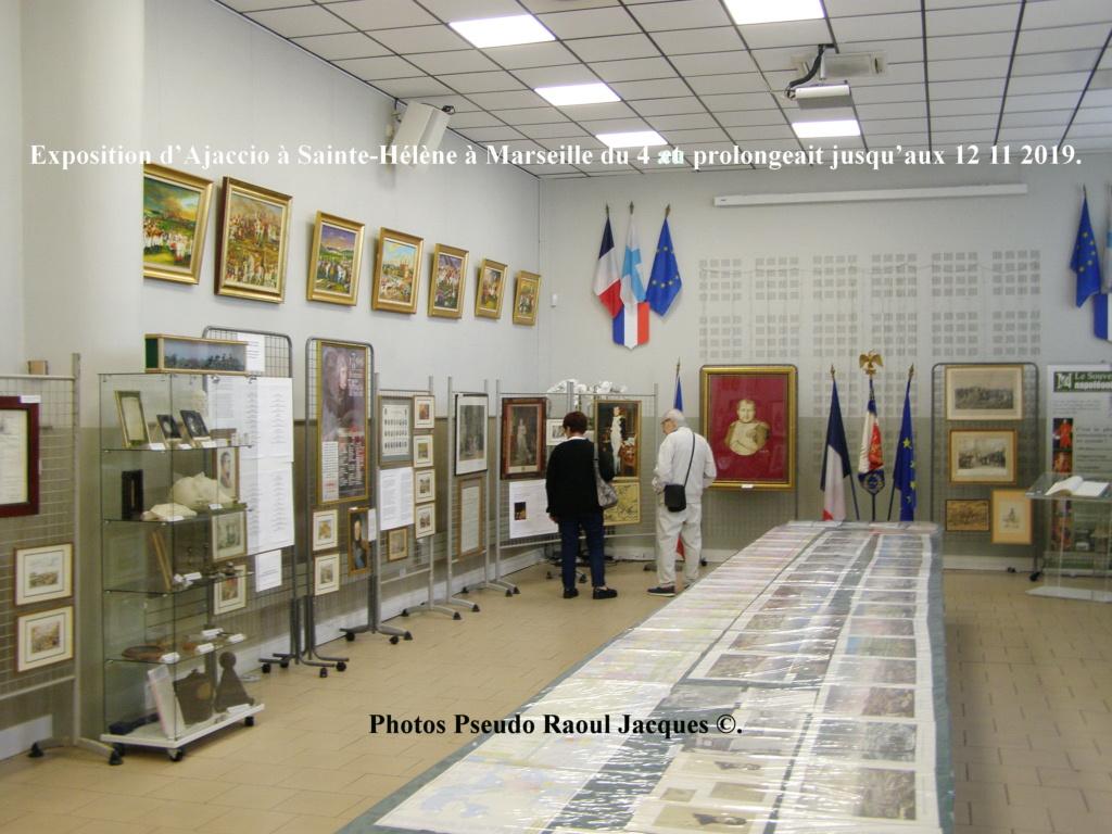 Exposition D'Ajaccio à Sainte-Hélène à Marseille. 3410