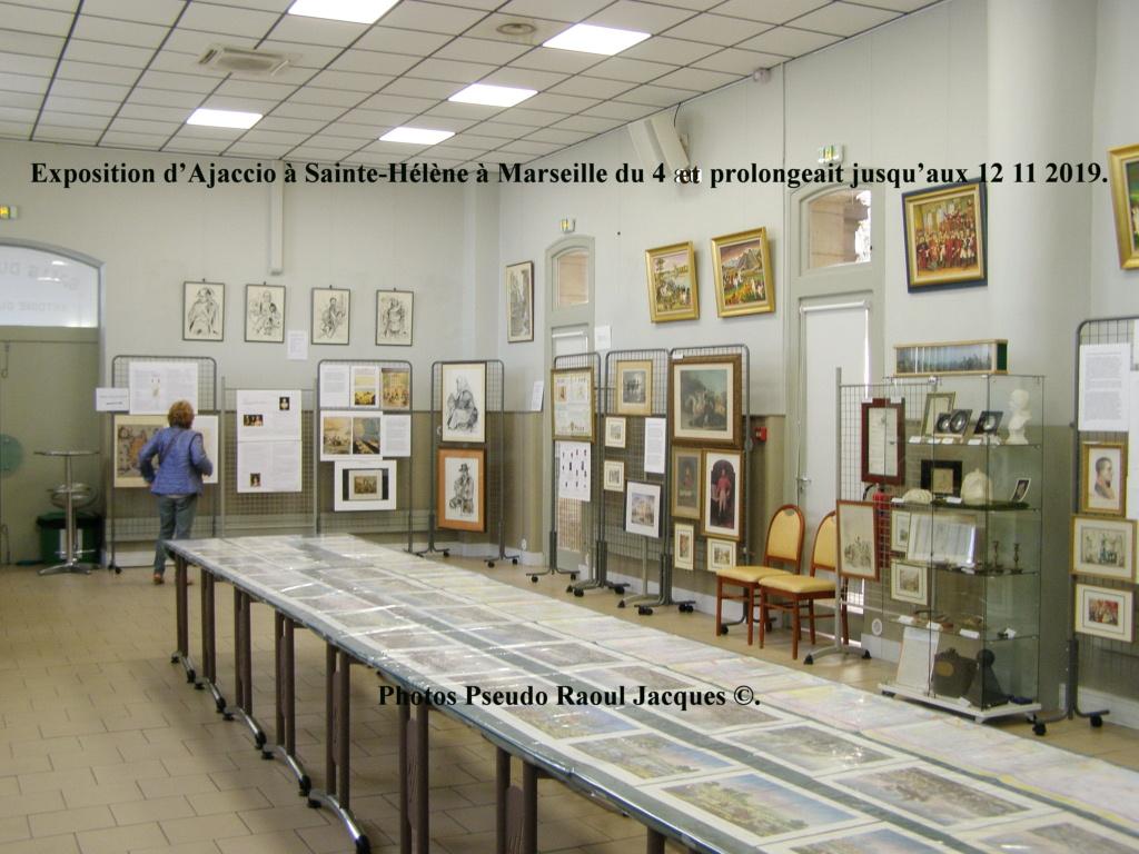 Exposition D'Ajaccio à Sainte-Hélène à Marseille. 3510