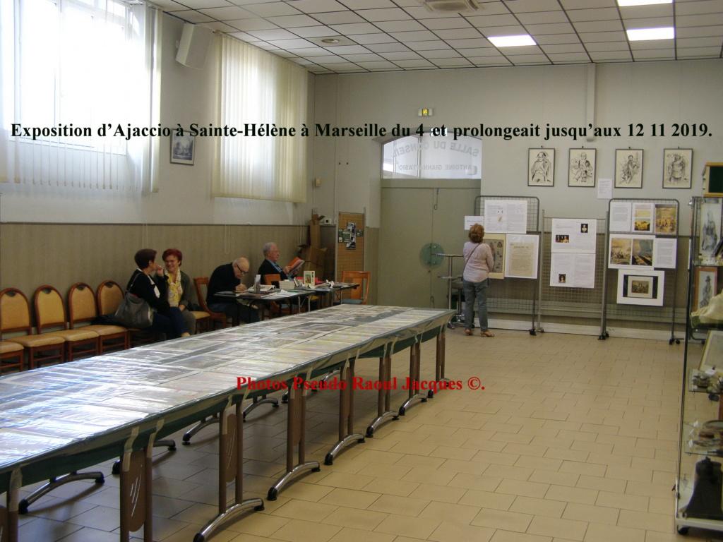 Exposition D'Ajaccio à Sainte-Hélène à Marseille. 3610