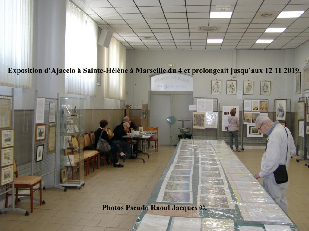 Exposition D'Ajaccio à Sainte-Hélène à Marseille. 3710