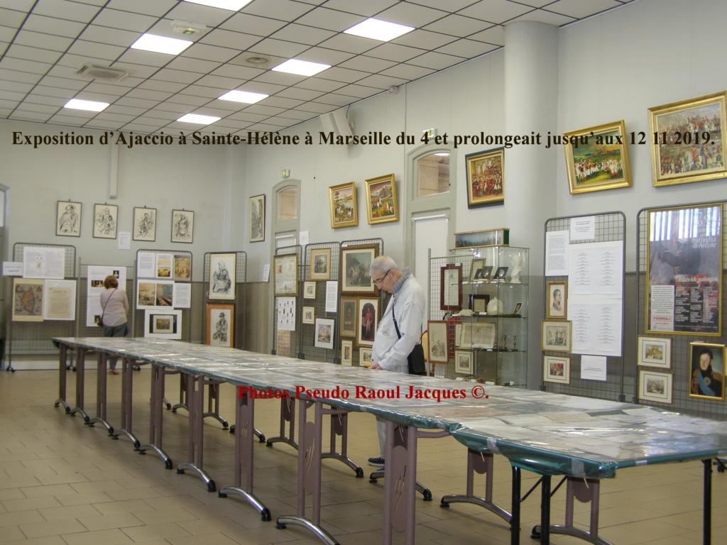 Exposition D'Ajaccio à Sainte-Hélène à Marseille. 3810