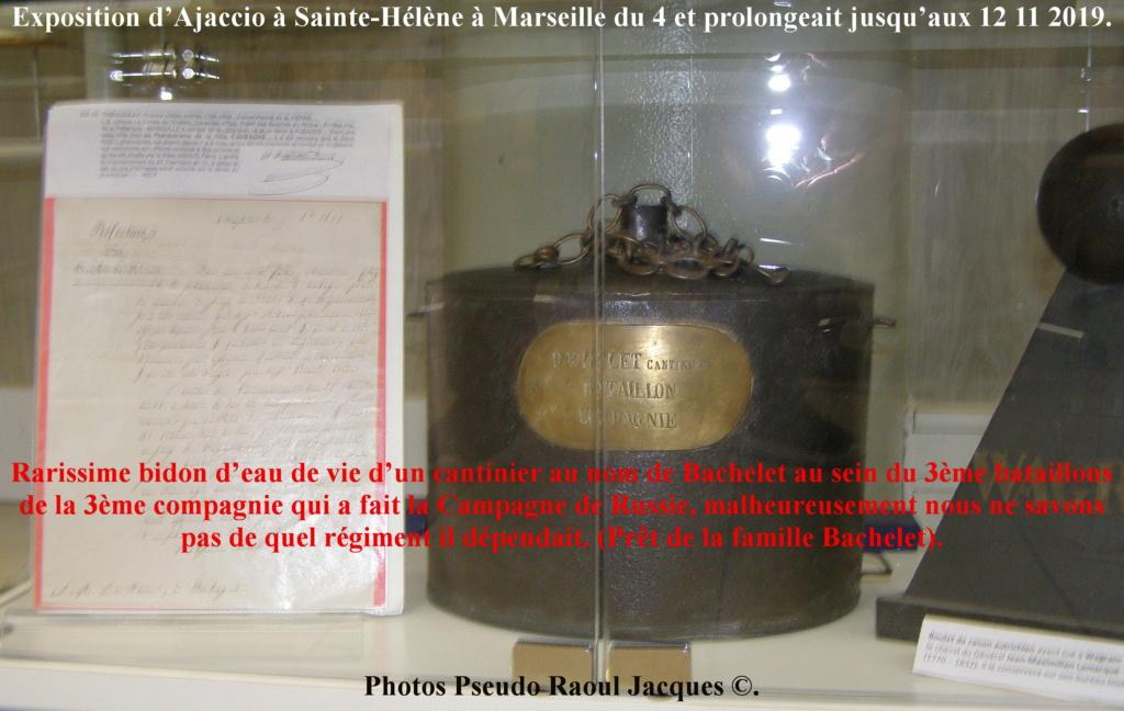 Exposition D'Ajaccio à Sainte-Hélène à Marseille. 3910