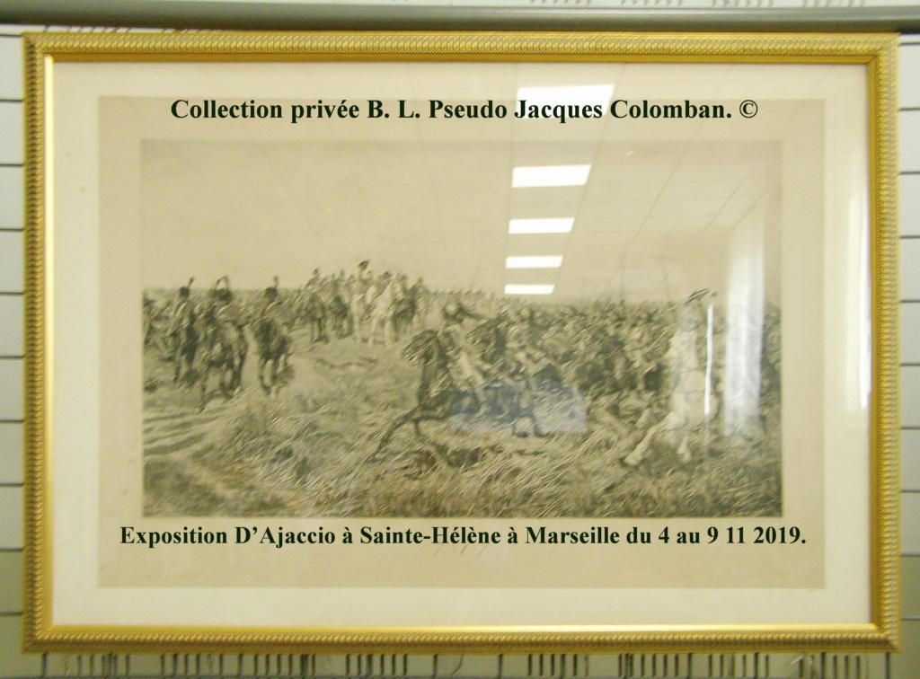 Exposition D'Ajaccio à Sainte-Hélène à Marseille. 810