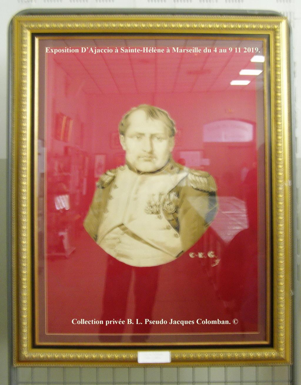 Exposition D'Ajaccio à Sainte-Hélène à Marseille. 910
