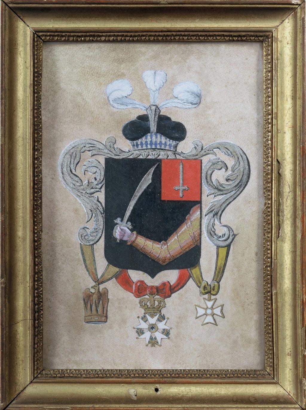 Général Hilaire Benoit Reynaud  Armes_10