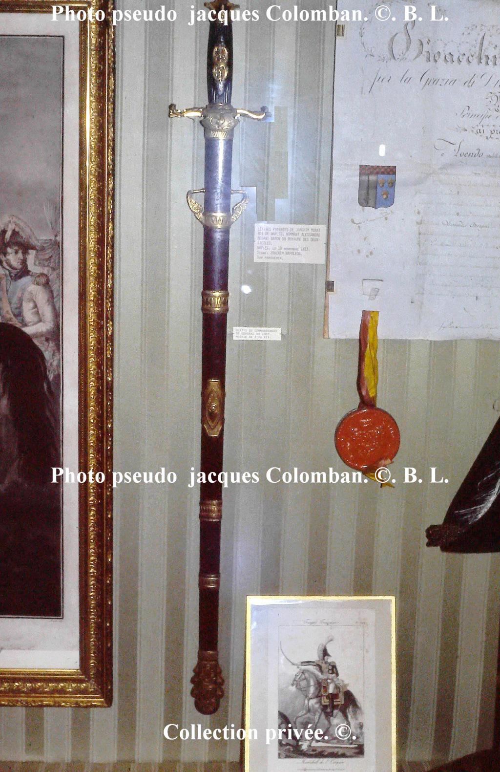 La noblesse napolitaine du Roi  Joachim Napoléon. Baron_10