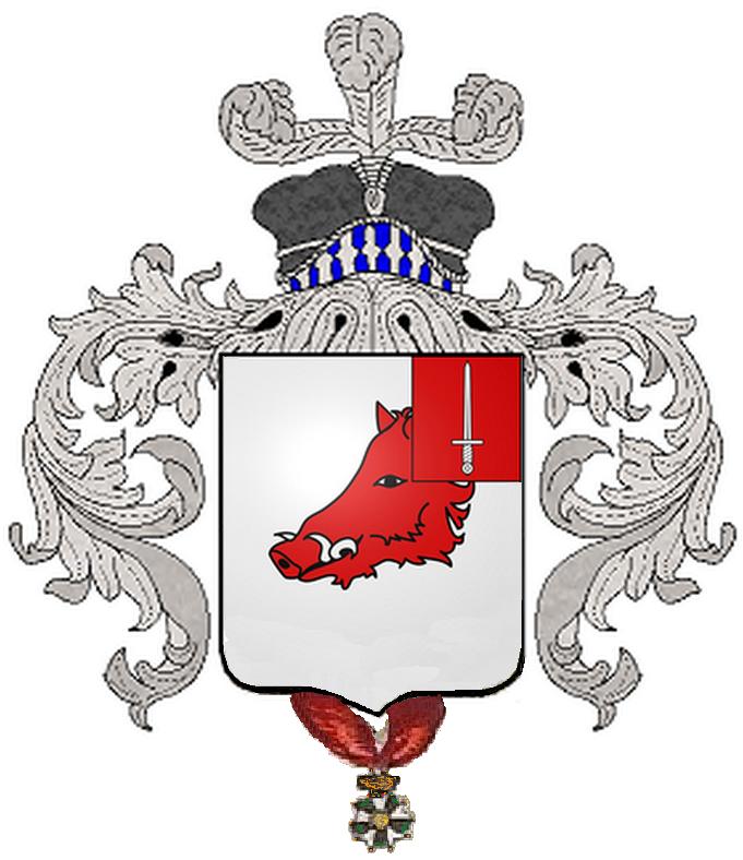 Le général Piré de Rosnyvinen Baron_14