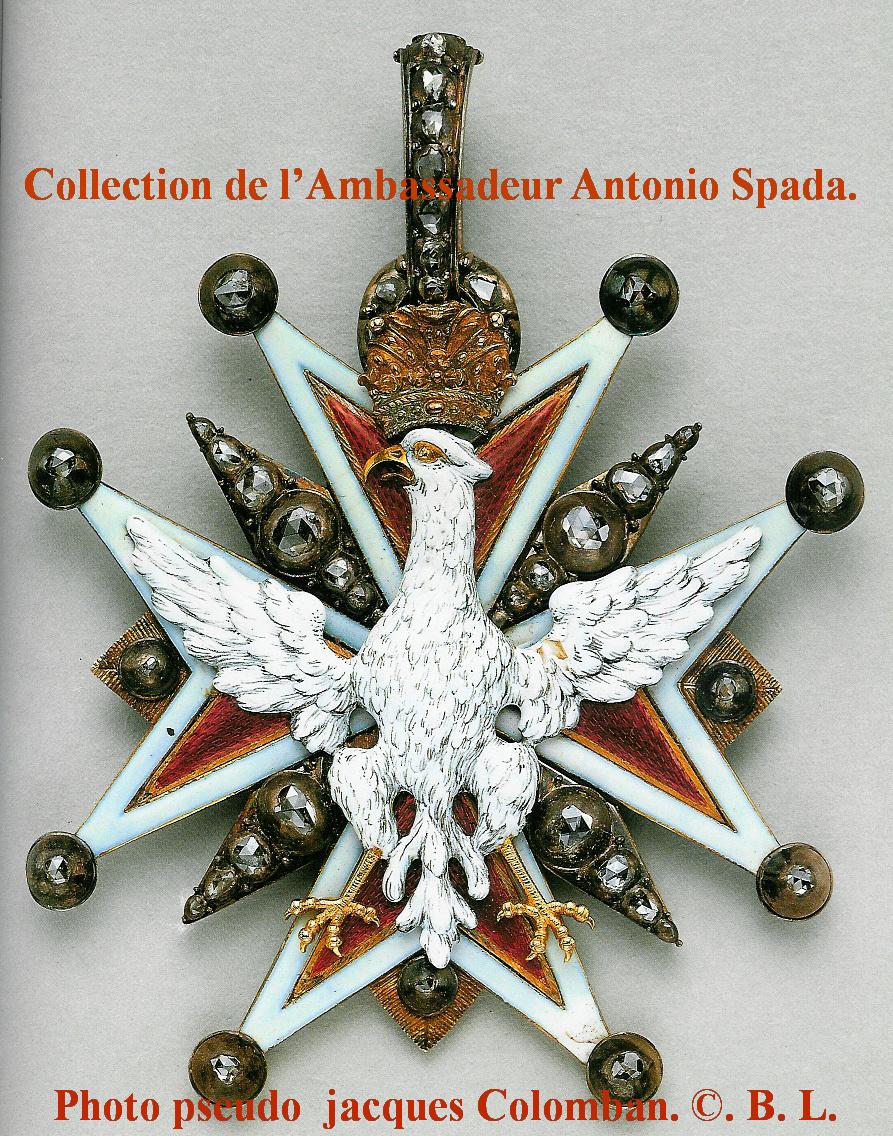 Les généraux de Napoléon 1er décorés des ordres Polonais. Copy_o12