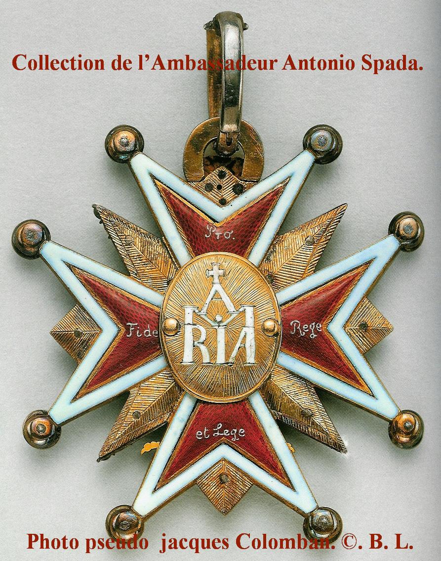 Les généraux de Napoléon 1er décorés des ordres Polonais. Copy_o13