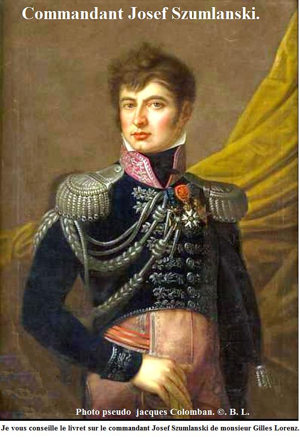 Les généraux de Napoléon 1er décorés des ordres Polonais. Josef_10