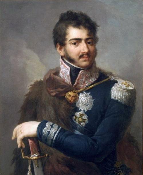 Les généraux de Napoléon 1er décorés des ordres Polonais. L_ordr11