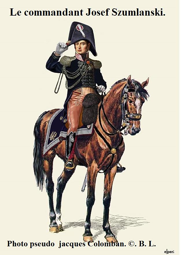 Les généraux de Napoléon 1er décorés des ordres Polonais. Le_com10