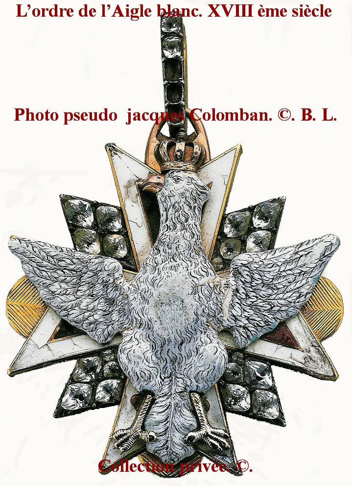 Les généraux de Napoléon 1er décorés des ordres Polonais. Ordre_10